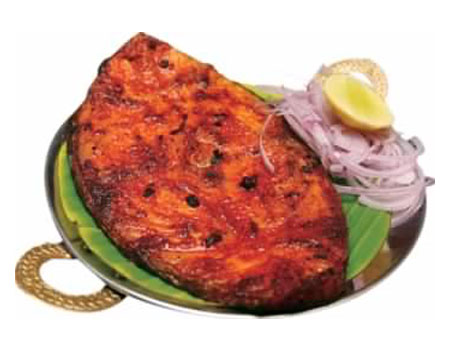 King Fish Fry (Vanjaram)
