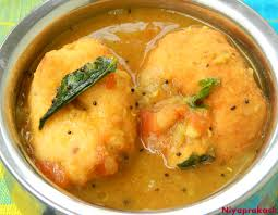 Sambar Vadai (2 pieces)